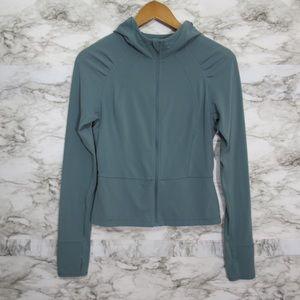 Lululemon Hooded Zip Up Jacket Size 6